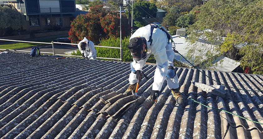 Asbestos Roof Removal Melbourne
